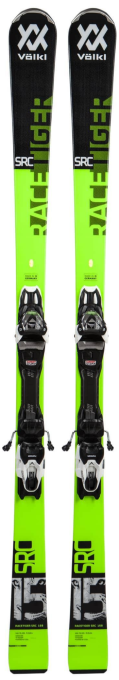 VOLKL RACETIGER SRC BLACK GREEN
