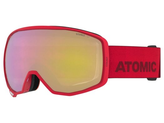 ATOMIC COUNT STEREO RED S1 20/21