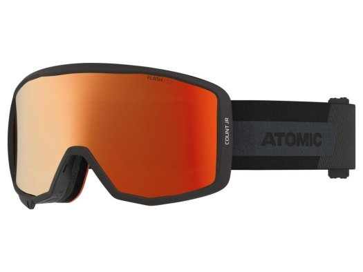 ATOMIC COUNT JR CYLINDRICAL BLACK 20/21