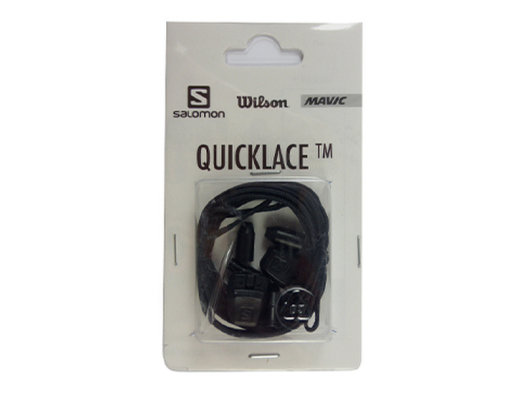 VEZICE SALOMON QUICKLACE KIT BLACK