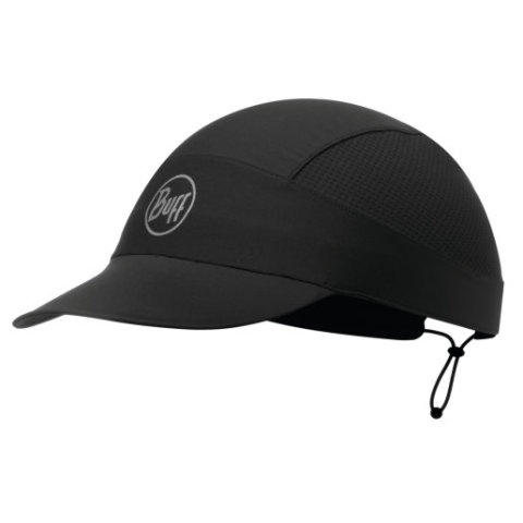 BUFF PACK RUN XL CAP R-SOLID BLACK