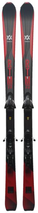 VOLKL RTM 73 BLACK/RED