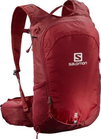 RUKSAK SALOMON TRAILBLAZER 20L RED CHILI