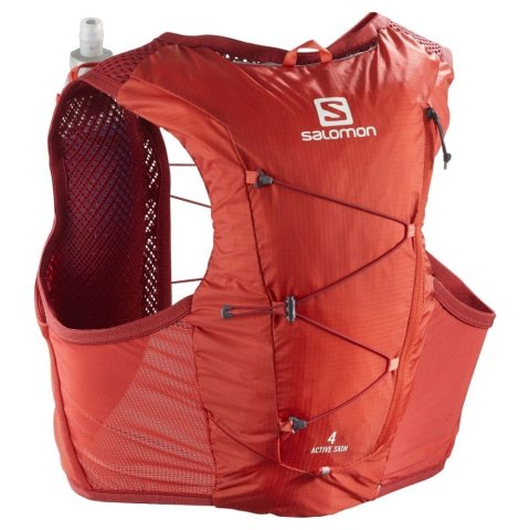 SALOMON ACTIVE SKIN 4 POPPY RED