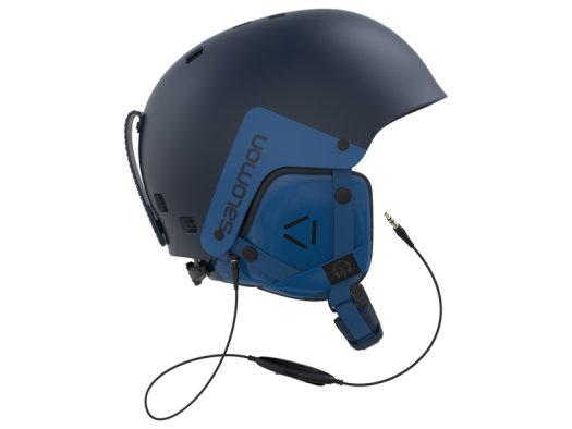 KACIGA AUDIO BRIGADE BLACK BLUE