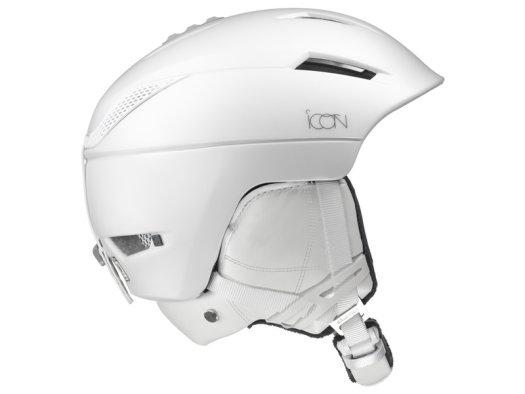 KACIGA SALOMON ICON2 C.AIR WHITE 19
