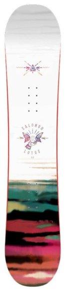 SNOWBOARD SET SALOMON LOTUS+SPELL WH 19