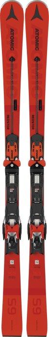 TEST SKIJE ATOMIC REDSTER S9 RED